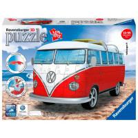 Ravensburger 3D Пазл VW Bus T1 162 элемента