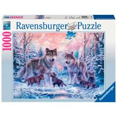 Ravensburger Пазл Северные волки 1000 элементов