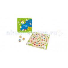 Развивающая игрушка Beleduc Набор из 2 игр - Марипоза и Скуиро