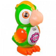 Развивающая игрушка Bondibon Умный попугай Baby You со светом и музыкой