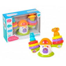 Развивающая игрушка Elefantino Центр для малышей Игра на баланс