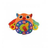 Развивающая игрушка K'S Kids Часы-Сова