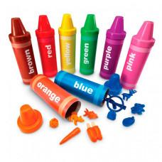 Развивающая игрушка Learning Resources Набор Радужные карандаши (56 элементов)