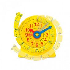 Развивающая игрушка Learning Resources Учимся определять время Часовой пазл большой