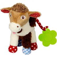 Развивающая игрушка Spiegelburg Корова Baby Gluck