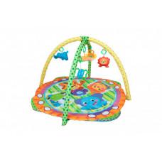 Развивающий коврик Alis c игрушками и зеркалом Бубен