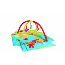 Развивающий коврик Canpol игровой многофункциональный Цветной океан 0+