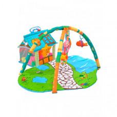 Развивающий коврик Everflo Forest hut HS0436082