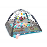 Развивающий коврик FunKids с игрушками Play Ground Gym CC9040