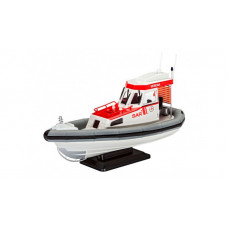 Revell Набор со сборной моделью Поисково-спасательное судно DGzRS Verena