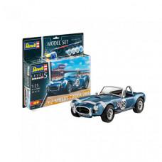 Revell Набор со сборной моделью спортивный автомобиль AC Cobra 289