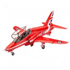 Revell Сборная модель Самолет Hawk T1 Red Arrows