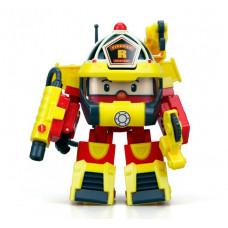 Робокар Поли (Robocar Poli) Рой трансформер 10 см + костюм супер пожарного