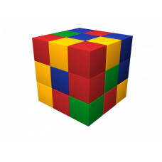 Romana Мягкий конструктор Кубик-рубик
