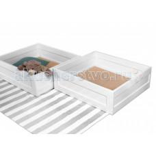 RooRoom Ящики выкатные для кровати Домика 77х72