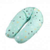 ROXY-KIDS Подушка для беременных и кормления (шарики антистресс)