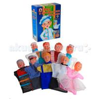 Русский стиль Кукольный театр Мы в профессии играем 9 персонажей