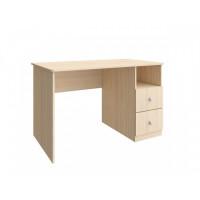 РВ-Мебель Письменный стол (дуб молочный)