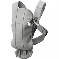 Рюкзак-кенгуру BabyBjorn Mini Cotton Jersey