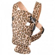 Рюкзак-кенгуру BabyBjorn Mini Cotton Leopard