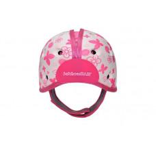SafeheadBaby Мягкая шапка-шлем для защиты головы Бабочка