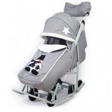 Санки-коляска Pikate Toy
