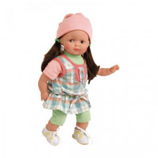 Schildkroet Кукла мягконабивная Ханна русая 36 см