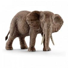 Schleich Фигурка Африканский слон самка
