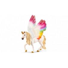 Schleich Игровая фигурка Крылатый радужный единорог