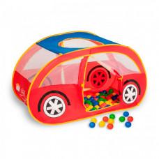 SevillaBaby Игровой домик + 100 шаров Автомобиль