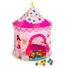 SevillaBaby Игровой домик + 100 шаров Домик Принцессы