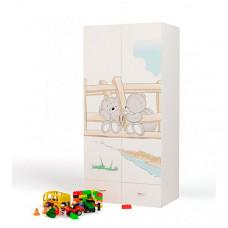 Шкаф ABC-King 2-х дверный Bears