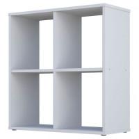 Шкаф Polini стеллаж Home Smart кубический 4 секции