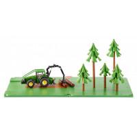 Siku Игровой набор для лесного хозяйства