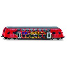 Siku Поезд двухэтажный 1:87