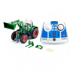 Siku Трактор Fendt 933 Vario с фронтальным погрузчиком