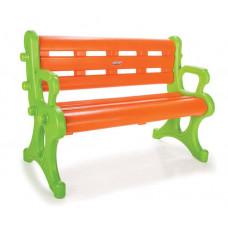 Детская скамейка пластиковая