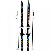 Ski Race Лыжи подростковые с палками 120 см