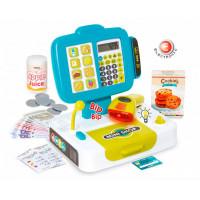 Smoby Детская электронная касса с весами и аксессуарами