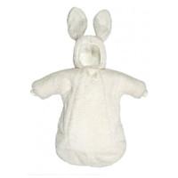 Сонный гномик Демисезонный конверт-одеяло Кролик