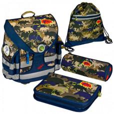 Spiegelburg Школьный ранец T-Rex Ergo Style+ с наполнением 11689