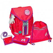 Spiegelburg Школьный рюкзак Prinzessin Lillifee Flex Style с наполнением 10584