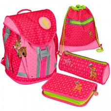 Spiegelburg Школьный рюкзак Prinzessin Lillifee Flex Style с наполнением 11787