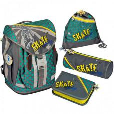 Spiegelburg Школьный рюкзак Skateboarding Flex Style с наполнением 11871