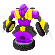 Spin Racers Волчок-трансформер 2 в 1 Страж