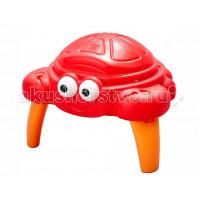 Step 2 Детский Столик-песочница для игр Крабик