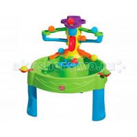 Step 2 Детский Столик-песочница игровой Три в одном