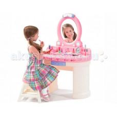 Step 2 Детский Туалетный столик Маленькая Барби