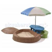 Step 2 Песочница со столиком
