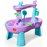 Step 2 Столик для игр с песком и водой Страна Единорогов
